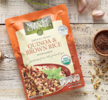 Seeds of Change - Certified Organic Quinoa & Brown Rice