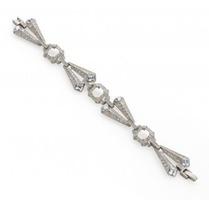 Jewelmint Silver Gatsby Bracelet