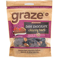 Graze Chocolate Cherry Tart Share Bag