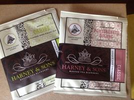 2 Harney & Sons tea