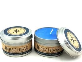 Hirschbar Feng Shui Natural Candle: Water