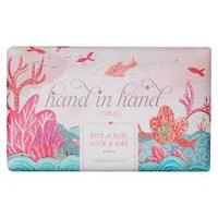 Hand in Hand coral soap