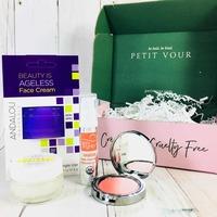 Petit Vour April 2018 Full Subscription Box