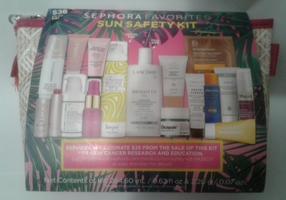 Sephora Favorites Sun Safety Kit.    WHOLE KIT