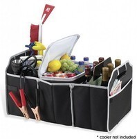 Convertible Trunk Organizer