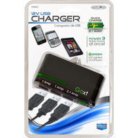 GoXT 12v Triple USB Auto Charger