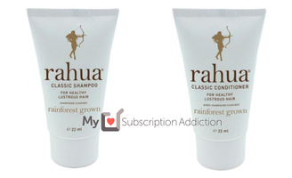 Rahua Classic Shampoo and Conditioner