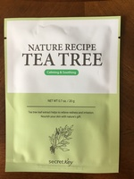 Nature Recipe Tea Tree Mask