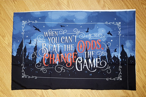 Crooked Kingdom pillowcase