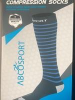 Abcosport compression socks