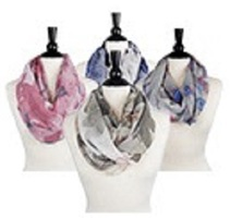 Pop Fashion Floral Scarf