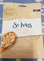 St Ives Oatmeal Sheet Mask