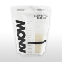 KNOW Better Cake and muffin mix