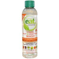 Eat cleaner fruit and vegetable wash