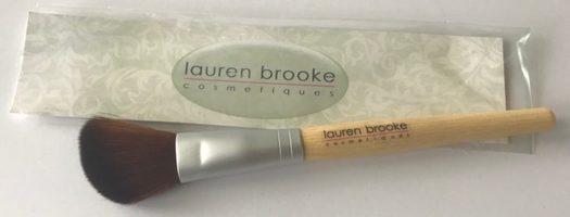 Lauren Brooke Cosmetiques Eco-Friendly Cheek Brush