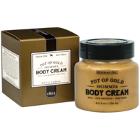 Beekman 1802 Pot of gold shimmer body cream