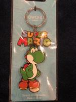 Super Mario Yoshi Keychain