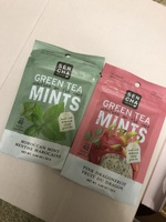 Sencha Green Tea Mints