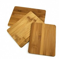 Set of 2 Bamboo Cutting Boards