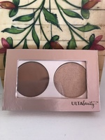Ultabeauty Bronzer and Highlighter Duo