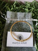 marlyn schiff Cable Bracelet