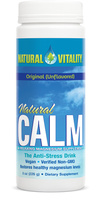 Natural Vitality Natural Calm Original (Unflavored)