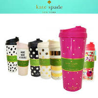 Kate Spade 16 OZ Thermal Mug