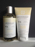 Anderson Lilley Malibu Surfer Shower Gel and Lotion Set