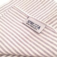 Sprezza Striped Pocket Square