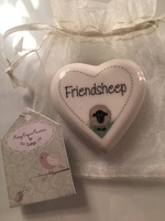 Friendsheep porcelain