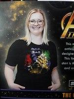 Avengers: Infinity War Thanos T-Shirt
