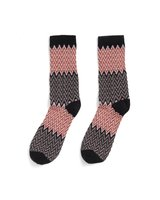 Richer Poorer Womens Textured Crew Socks
