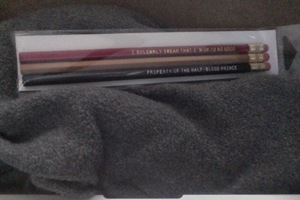 Mischief & Secrets pencils