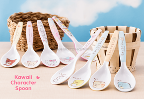 Kawaii Character Spoon