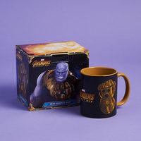 Avengers Infinity War Heat Changing Mug