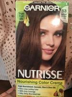 Garnier nutrirse color creme