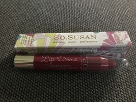 Lip Dome Plumping Lip Tint in Rhubarb Rouge