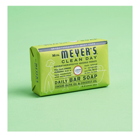 Mrs. Meyers Lemon Verbena Bar Soap