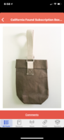Water&Wine sac by Urbana