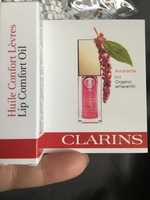 CLARINS LIP COMFORT OIL