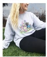 Multi-Character Sanrio Sweatshirt
