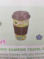 Sanrio Bamboo Travel Cup