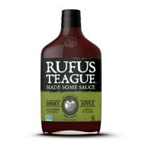Rufus Teague Smoky Apple BBQ Sauce