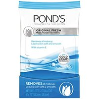 28 Ponds moisture cream towelettes