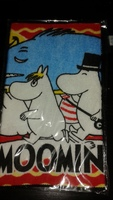 Moomin wash cloth