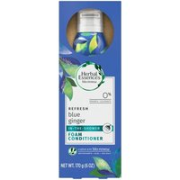 Herbal Essences Bio:Renew Blue Ginger In-The-Shower Foam Conditioner