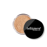 Bellapierre Mineral Foundation in Latte (light with pink undertones)