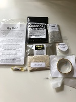 Facial kit for combination acne prone skin