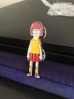 Tina Belcher/Velma Enamel Pin