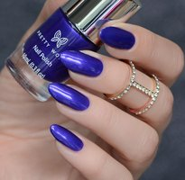 Pretty Woman nail polish in Electric Love